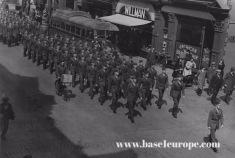 Hudson US Marines Parade 1943