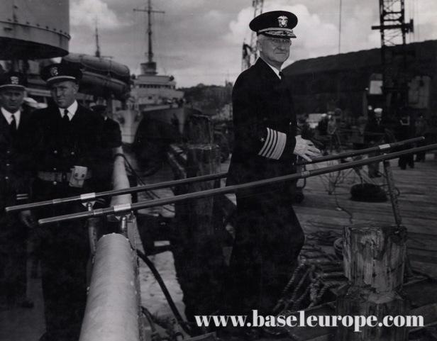 Base One Europe Admiral Stark